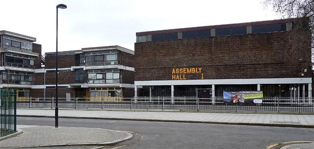 Former Lilian Baylis School, Lollard Street