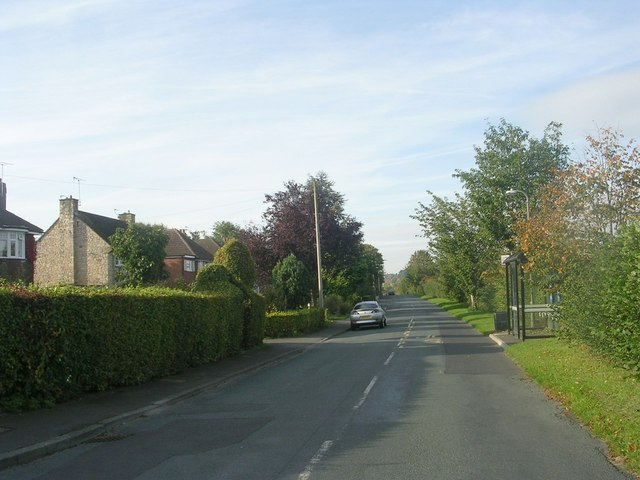 Garnet Lane - viewed from Marlborough Drive