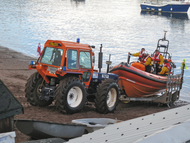Teignmouth lifeboat returns: 3/3