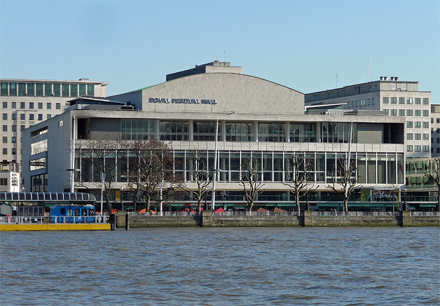 Royal Festival Hall, Belvedere Road (1)