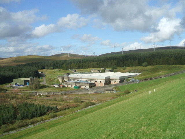 Daer Water Treatment Works