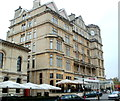 ST7564 : Grade II listed Empire Hotel and Garfunkel's, Bath by John Grayson