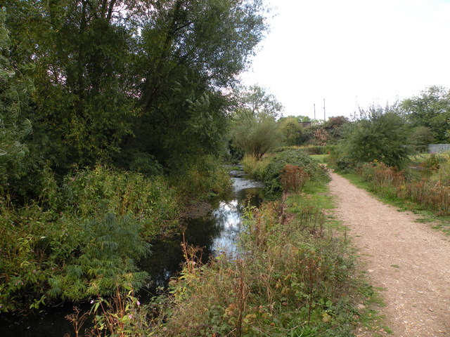 River Cole near Stechford