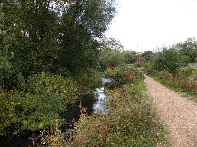 River Cole near Stechford