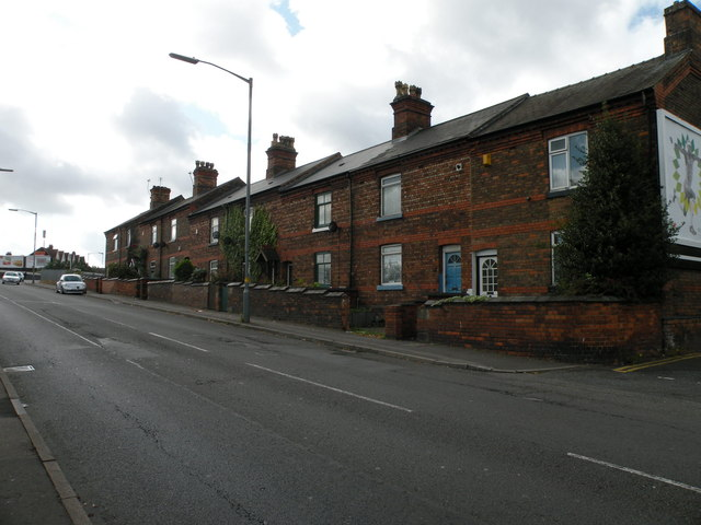 Terrace on Station Road, Stechford