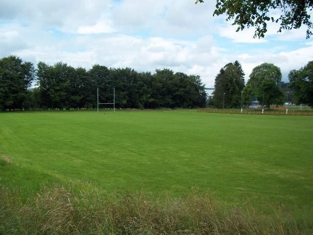 Moffat Rugby ground