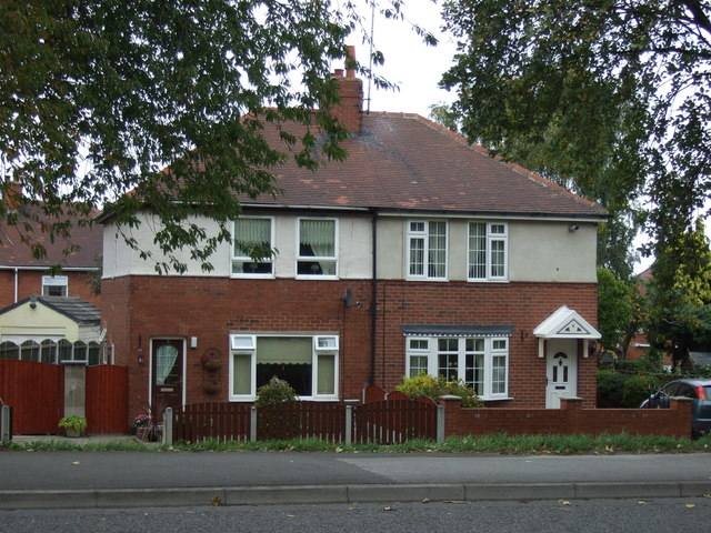Houses on Doncaster Road
