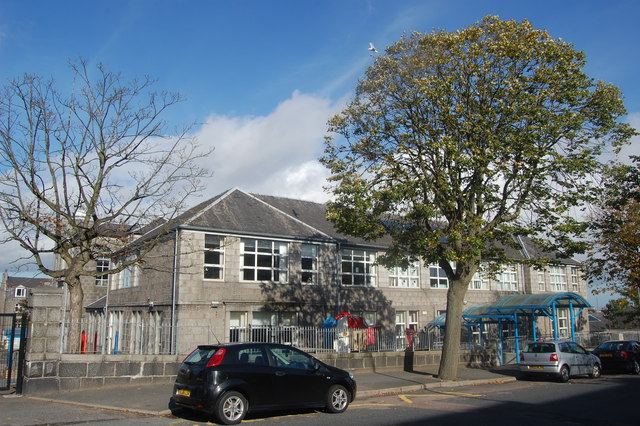 Walker Road Primary School, Torry