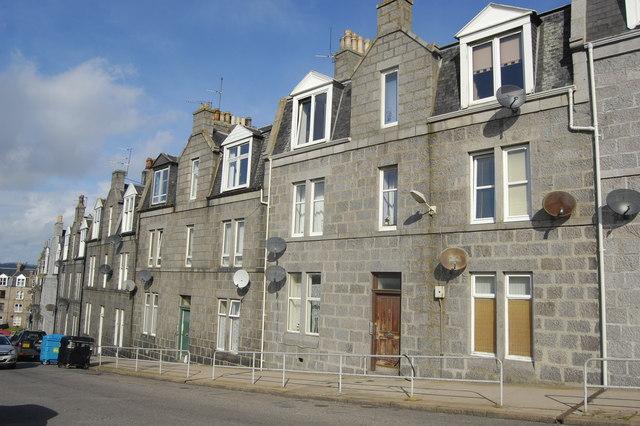 Terrace, Glenbervie Road, Torry