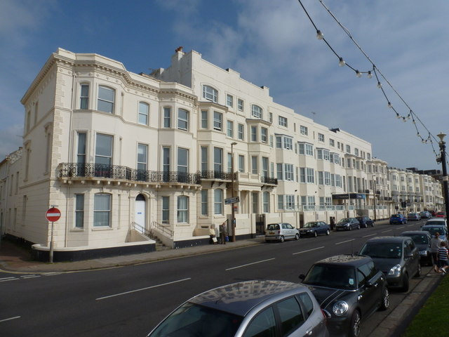 Worthing: the Travelodge