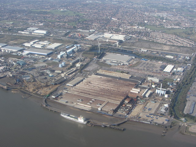 Ford's Dagenham works