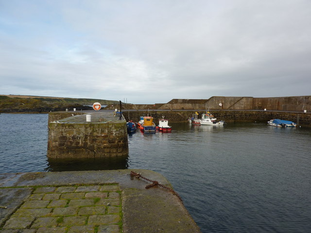 New Harbour, Portsoy