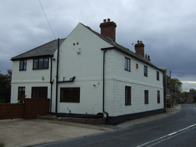House on Doncaster Road (A638)