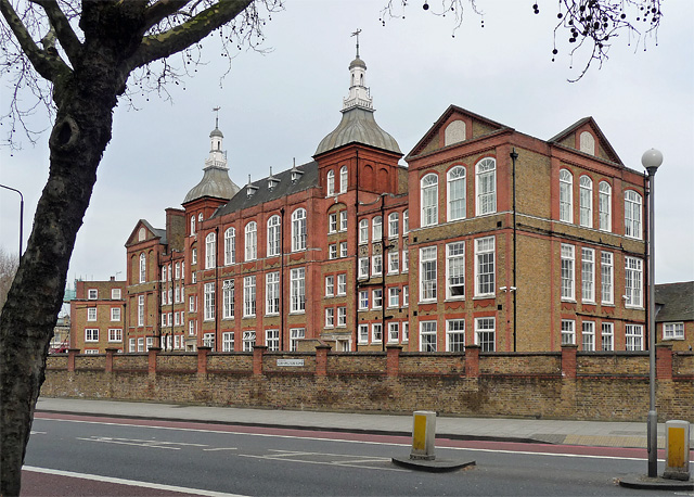 Former Vauxhall Manor School Annexe 169 Stephen Richards