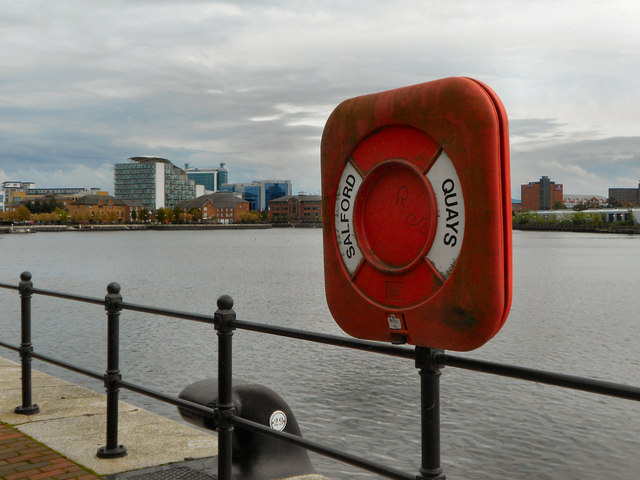 Salford Quays, Central Bay