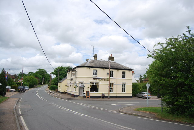 The Partridge, Partridge Green