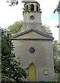 ST7468 : All Saints Church western facade by Stuart Logan
