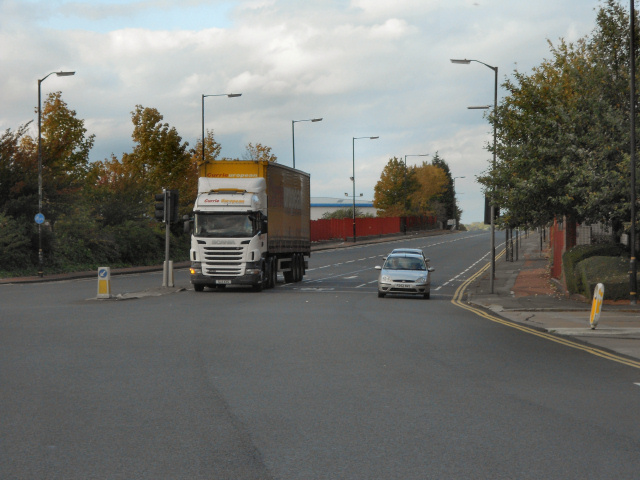 Park Road, Trafford Park