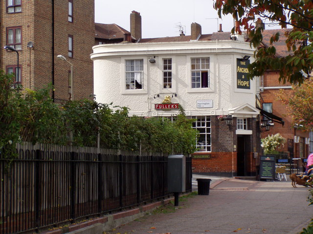 The Anchor and Hope Pub