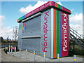 SD9211 : Marketing pod, Kingsway Business Park by michael ely