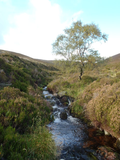 The Clachan Burn