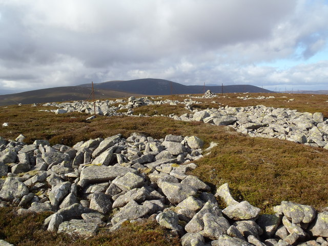 The Cairns of Cock Cairn