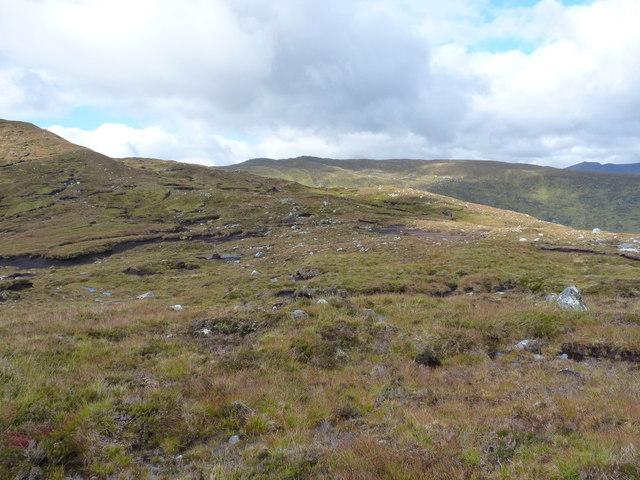 Across the Bealach an Amais