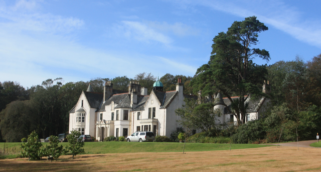 Achamore House, Island of Gigha