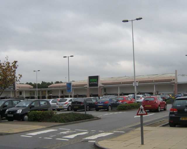 Asda Living In Teesside Shopping Park