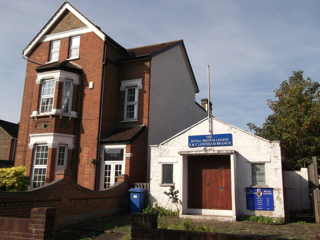 The Royal British Legion Hall, Lewisham