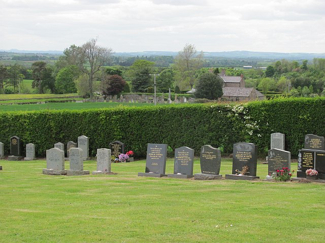 Cemetery, Foulden