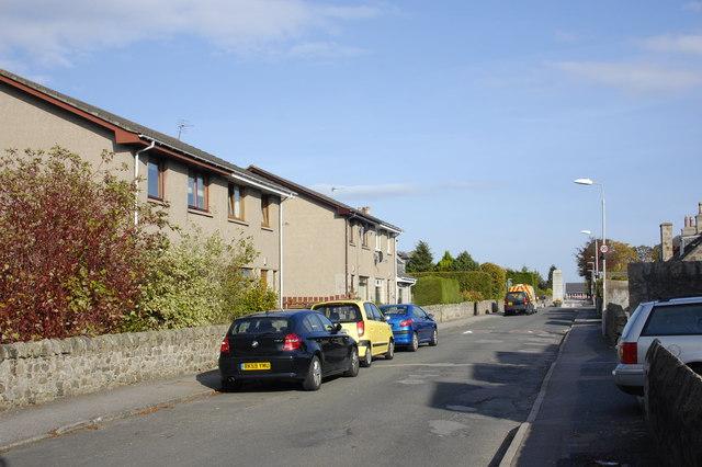 Gorden Terrace, Dyce