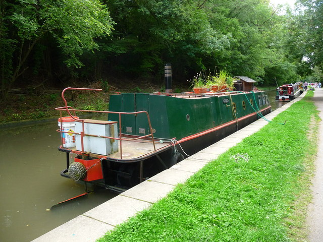 Bradford-on-Avon - Kennet &amp; Avon Canal