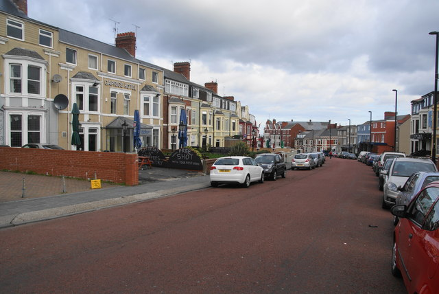 South Parade, Whitley Bay