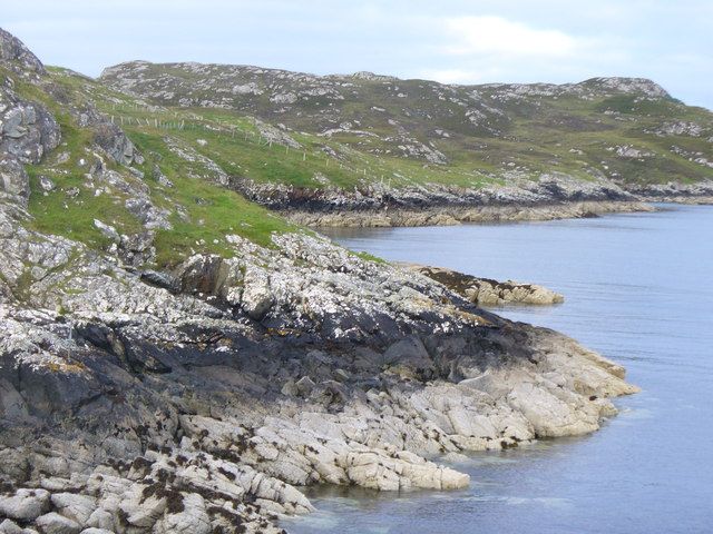 Shore at  Cuidhir
