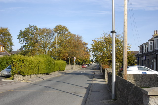 Station Road, Dyce
