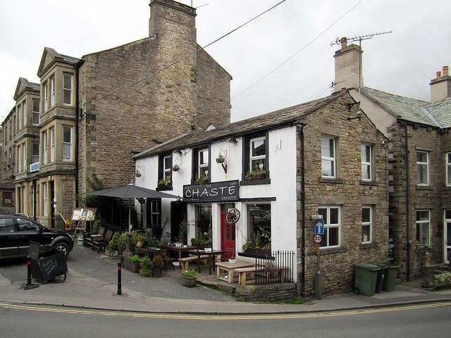 Chaste Restaurant, Hawes