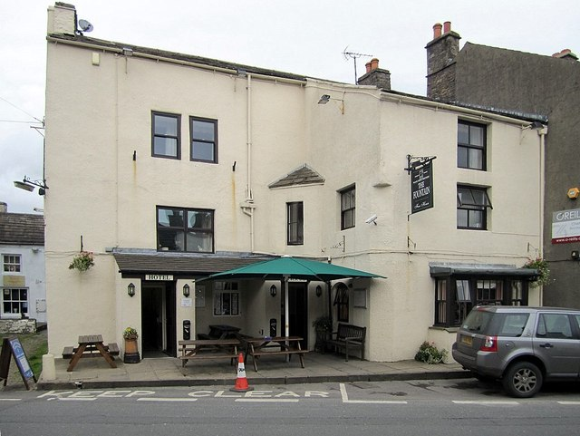 The Fountain Hotel Hawes