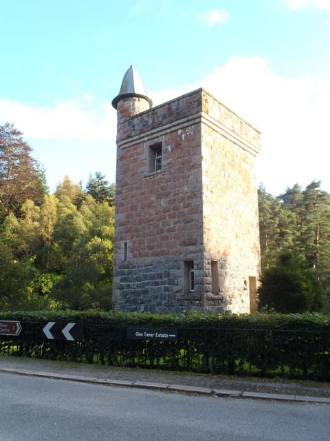 Tower at the Bridge o'Ess