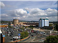 SJ9399 : Ashton-Under-Lyne, Greater Manchester by Steven Haslington