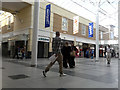 SJ8990 : Inside Merseyway Shopping Centre, Stockport by Steven Haslington
