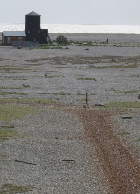 Watson-Watt Radar Tower on Orfordness