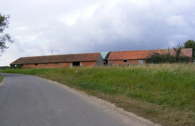 Home Farm Barns