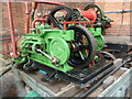 SK2625 : Claymills Victorian Pumping Station - steam winch by Chris Allen