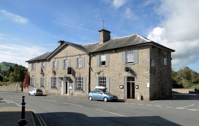 The Swan Hotel, Hay-on-Wye