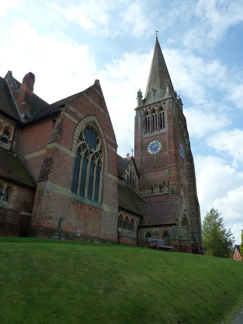 St Michael and All Angels, Lyndhurst: September 2011