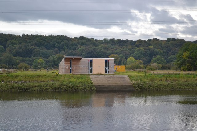 New Boat House on South of Tyne near Newburn