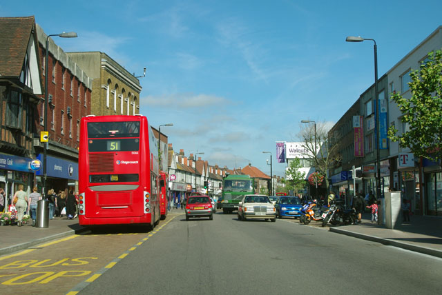 Orpington High Street
