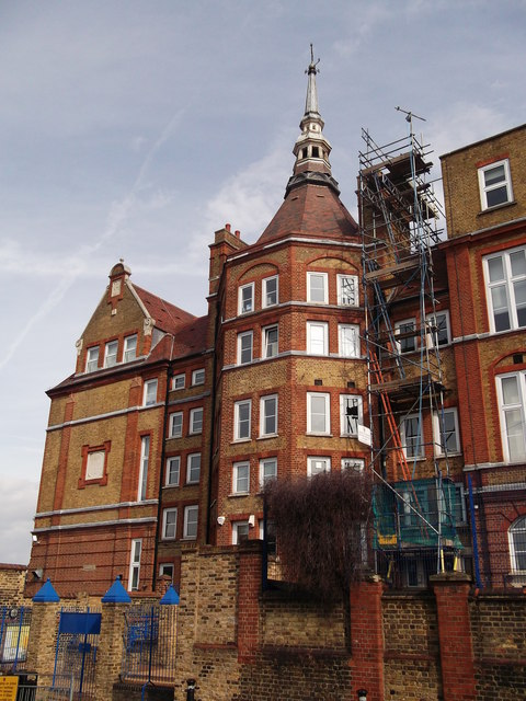 St John's and St Clements school, East Dulwich