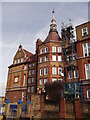 TQ3475 : St John's and St Clements school, East Dulwich by David Anstiss